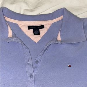 Tommy Hilfiger Tops - cropped Tommy Hilfiger polo shirt
